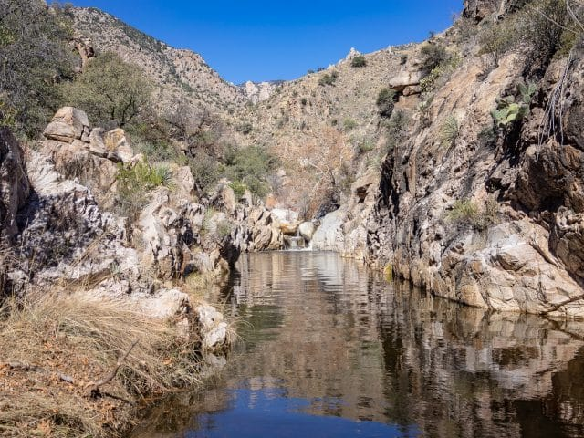 Backpacking Across the Santa Catalina Mountains Trip Report