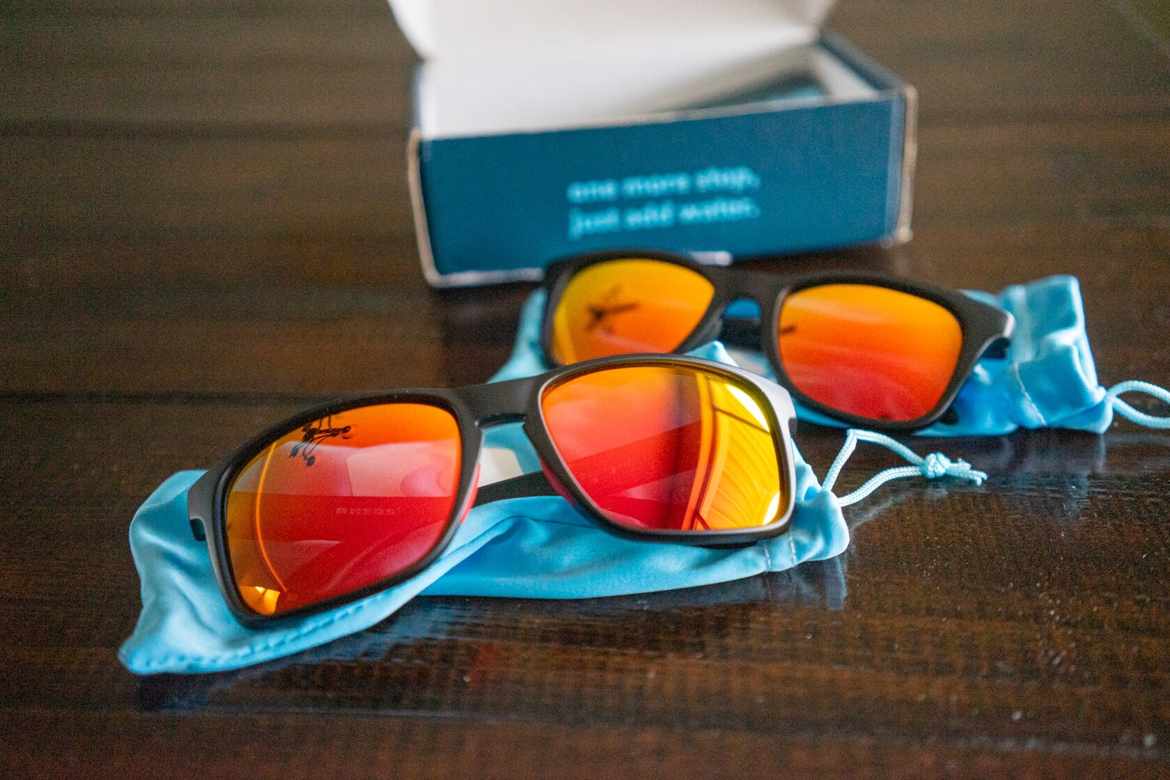 Rheos Gear Floating Sunglasses Review