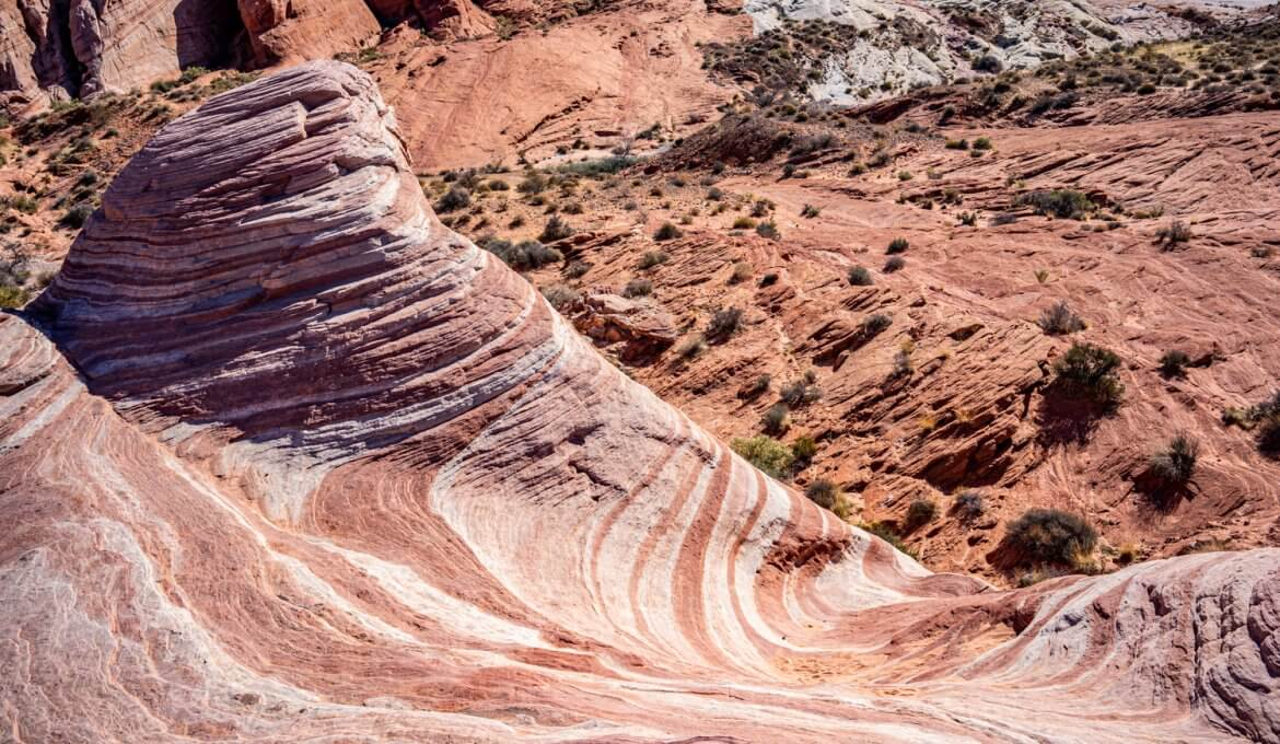 Hiking Guide: Pink Canyon to Fire Wave